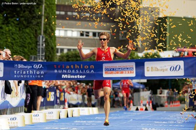 1. Bitburger 0,0% Triathlon Bundesliga - Münster