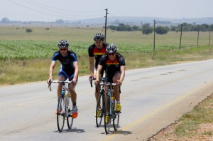 Training in Potchefstroom